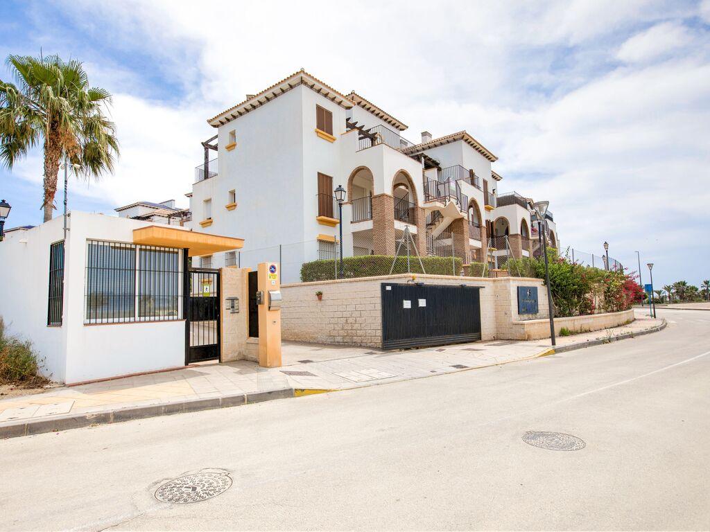 Schönes Ferienhaus in Vera in der Nähe v Ferienhaus  Costa de Almeria