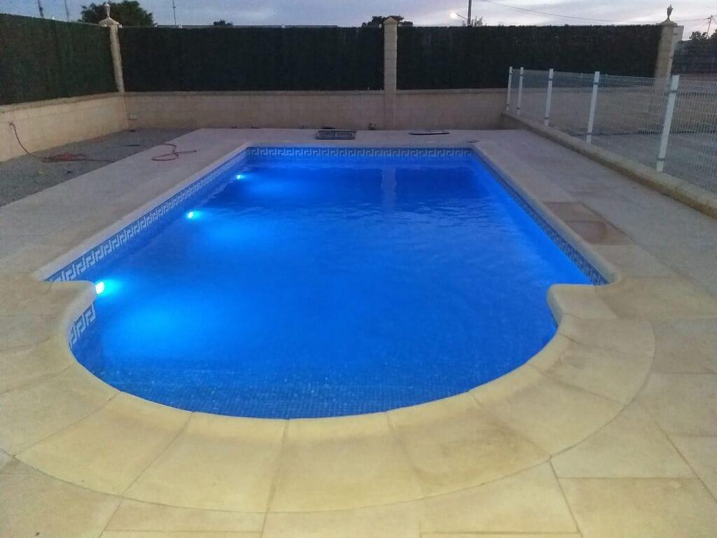 Casa Nijar con piscina privada