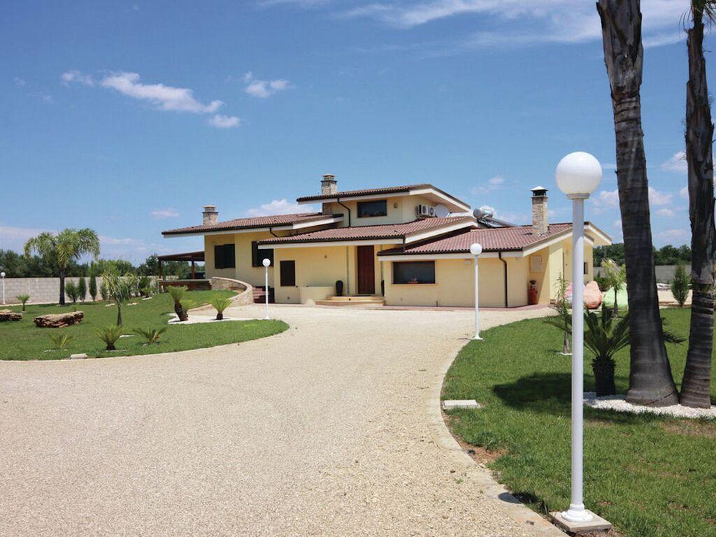 Ferienhaus Einladendes Ferienhaus in Melissano mit Swimmingpool (2889344), Collepasso, Lecce, Apulien, Italien, Bild 28