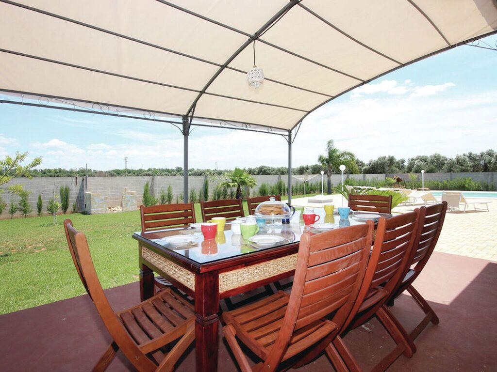Ferienhaus Einladendes Ferienhaus in Melissano mit Swimmingpool (2889344), Collepasso, Lecce, Apulien, Italien, Bild 2