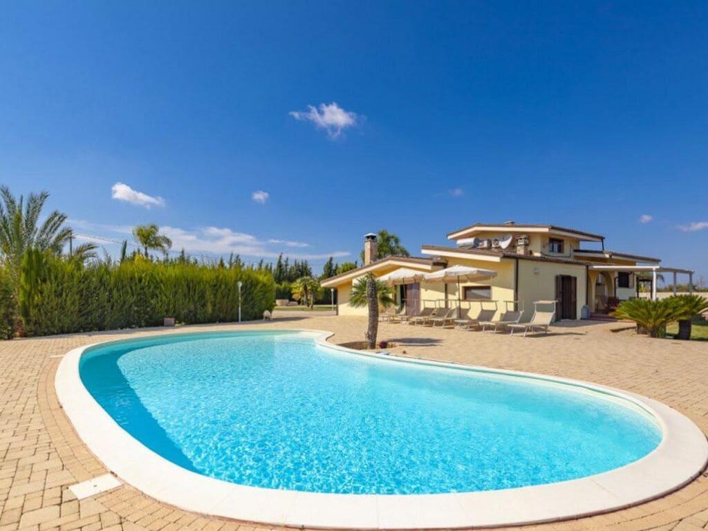 Ferienhaus Einladendes Ferienhaus in Melissano mit Swimmingpool (2889344), Collepasso, Lecce, Apulien, Italien, Bild 7