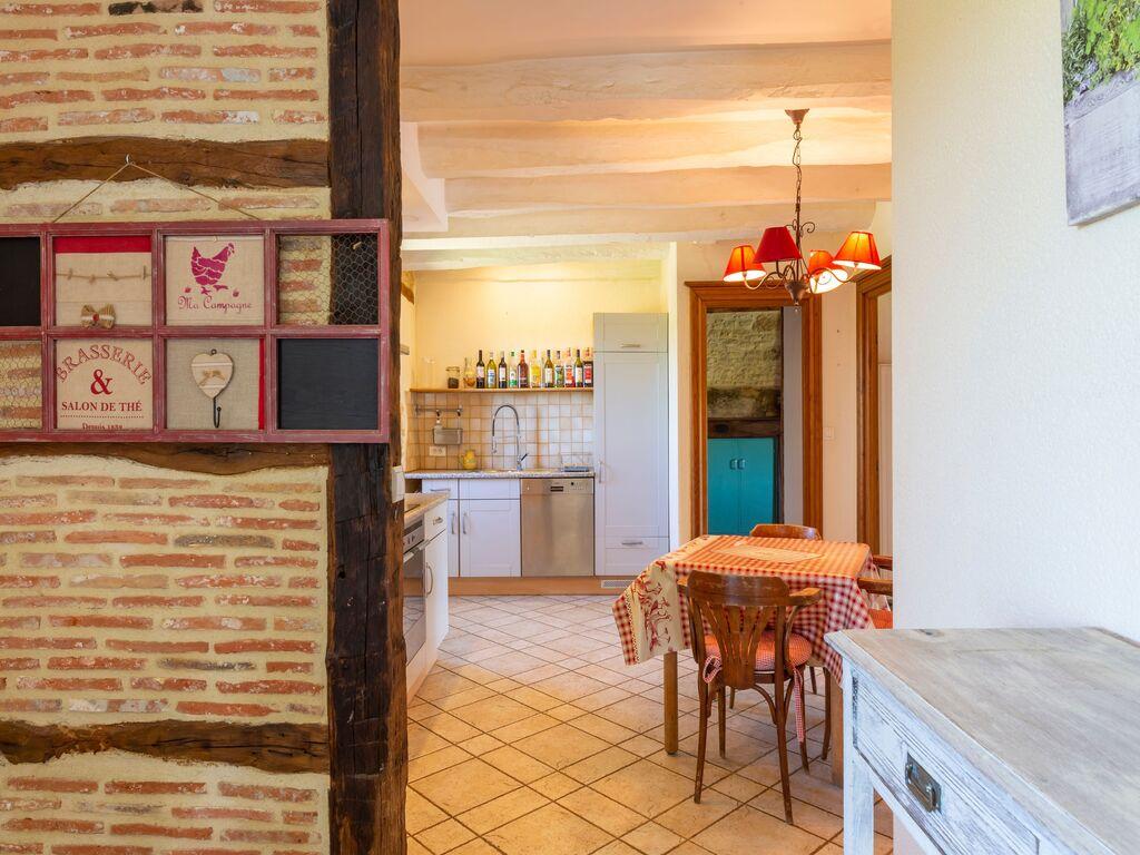 Ferienhaus Fantastisches Ferienhaus in Dégagnac mit Whirlpool (2915850), Salviac, Lot, Midi-Pyrénées, Frankreich, Bild 19