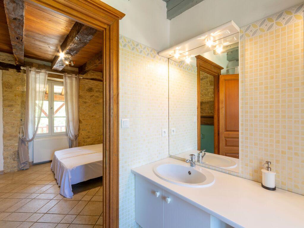 Ferienhaus Fantastisches Ferienhaus in Dégagnac mit Whirlpool (2915850), Salviac, Lot, Midi-Pyrénées, Frankreich, Bild 29