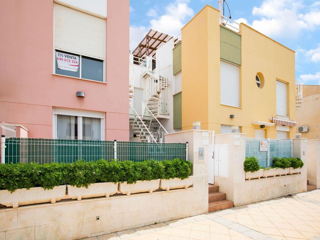 Komfortable Wohnung in Andalusien mit Terrasse und Ferienwohnung  Costa de Almeria
