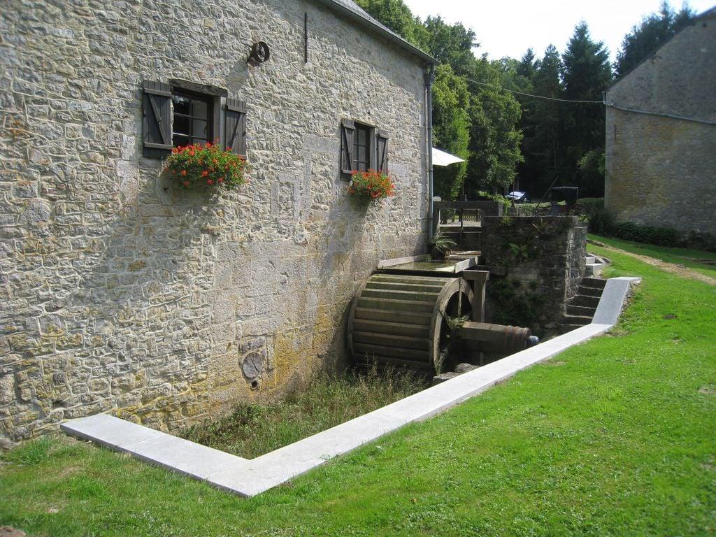 Ferienhaus Ruhige Ferienwohnung mit Garten in Soulme (59600), Doische, Namur, Wallonien, Belgien, Bild 26