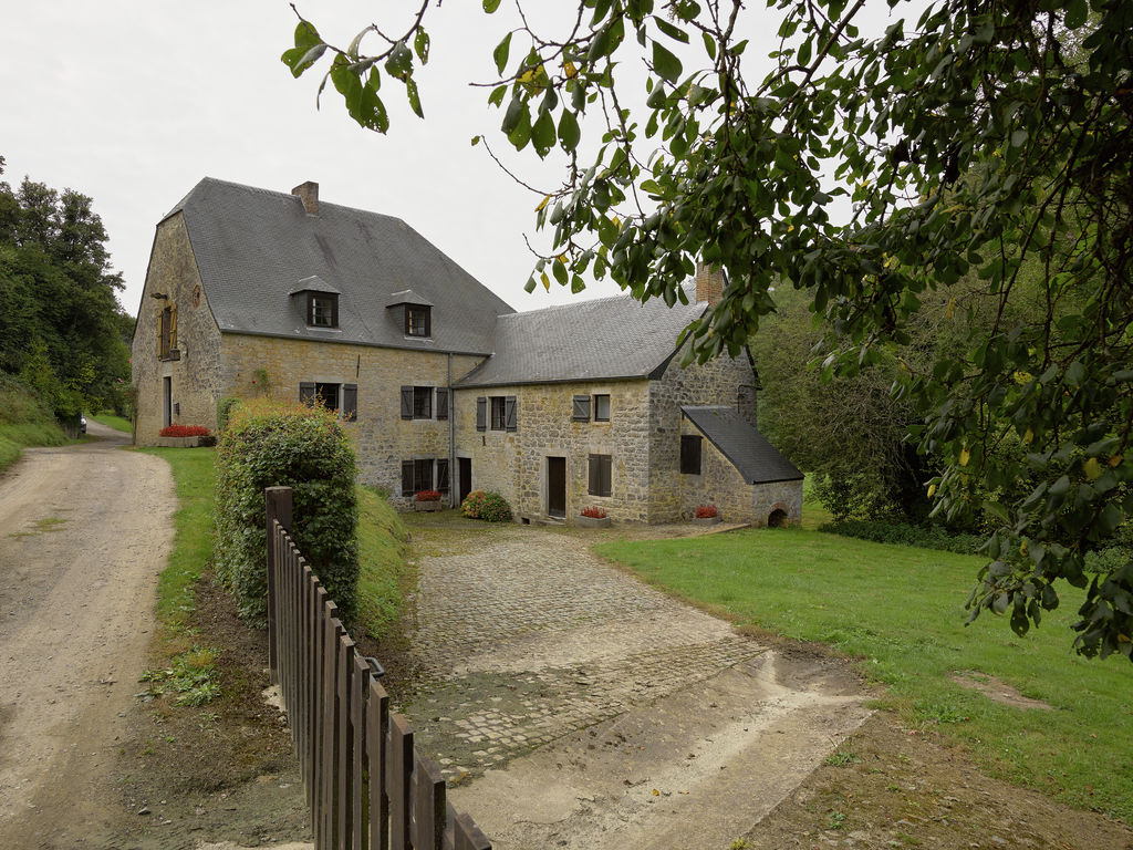 Ferienhaus Ruhige Ferienwohnung mit Garten in Soulme (59600), Doische, Namur, Wallonien, Belgien, Bild 7