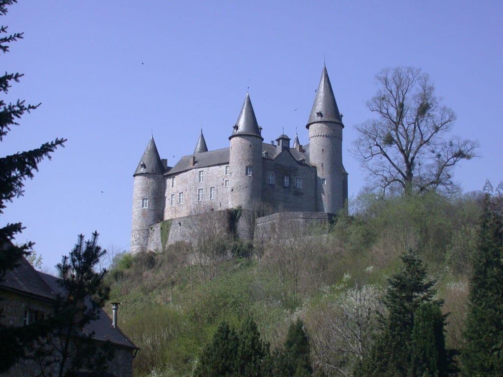 Ferienhaus Ruhige Ferienwohnung mit Garten in Soulme (59600), Doische, Namur, Wallonien, Belgien, Bild 35