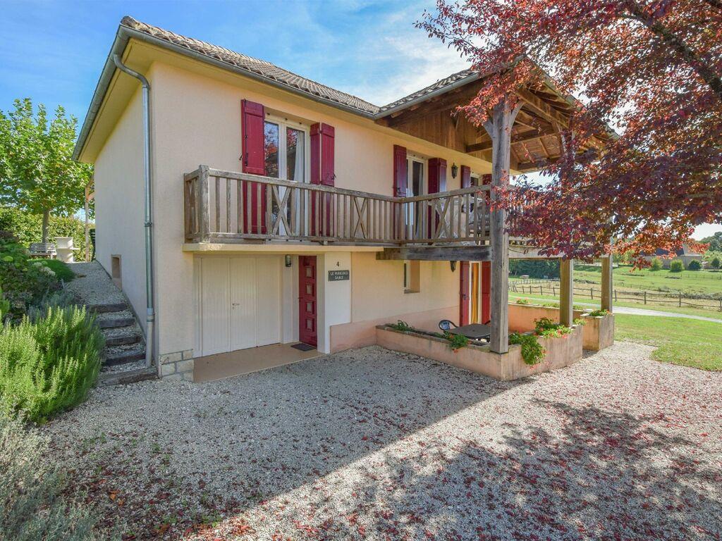 Ferienhaus mit Terrasse bei Saint-Médard-d'Excideuil (255948), Excideuil, Dordogne-Périgord, Aquitanien, Frankreich, Bild 3