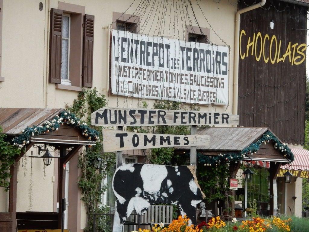 Maison de vacances Les Chalets du Neune 13 (59520), Gerbépal, Vosges, Lorraine, France, image 29
