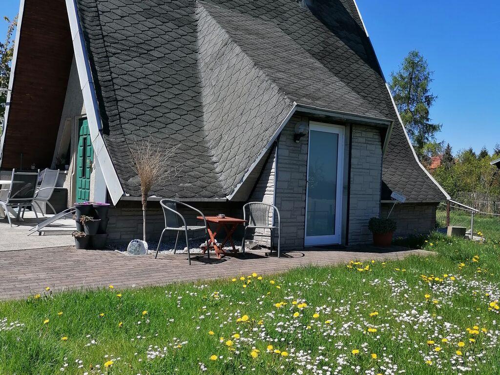 Ferienhaus Ruhiges Ferienhaus in Hüttenrode am Harz (255070), Blankenburg (DE), Harz (Sachsen-Anhalt), Sachsen-Anhalt, Deutschland, Bild 1