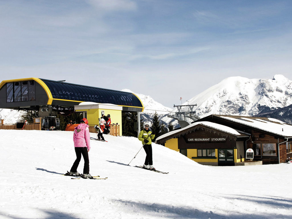 Ferienwohnung Gemütliches Appartement in Oberperfuss nahe dem Skigebiet (253708), Oberperfuss, Innsbruck, Tirol, Österreich, Bild 15