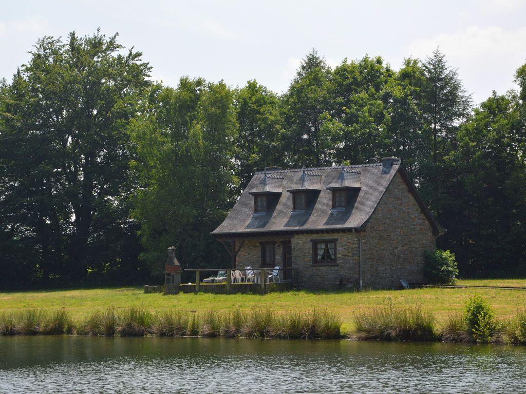 Ferienhaus Gemütliches Ferienhaus in Bellevaux mit privatem See (254450), Bouillon, Luxemburg (BE), Wallonien, Belgien, Bild 23