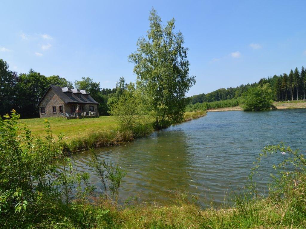 Ferienhaus Gemütliches Ferienhaus in Bellevaux mit privatem See (254450), Bouillon, Luxemburg (BE), Wallonien, Belgien, Bild 22