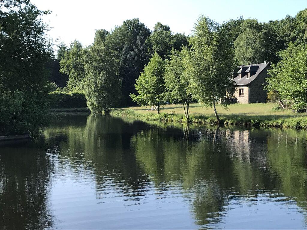 Ferienhaus Gemütliches Ferienhaus in Bellevaux mit privatem See (254450), Bouillon, Luxemburg (BE), Wallonien, Belgien, Bild 56