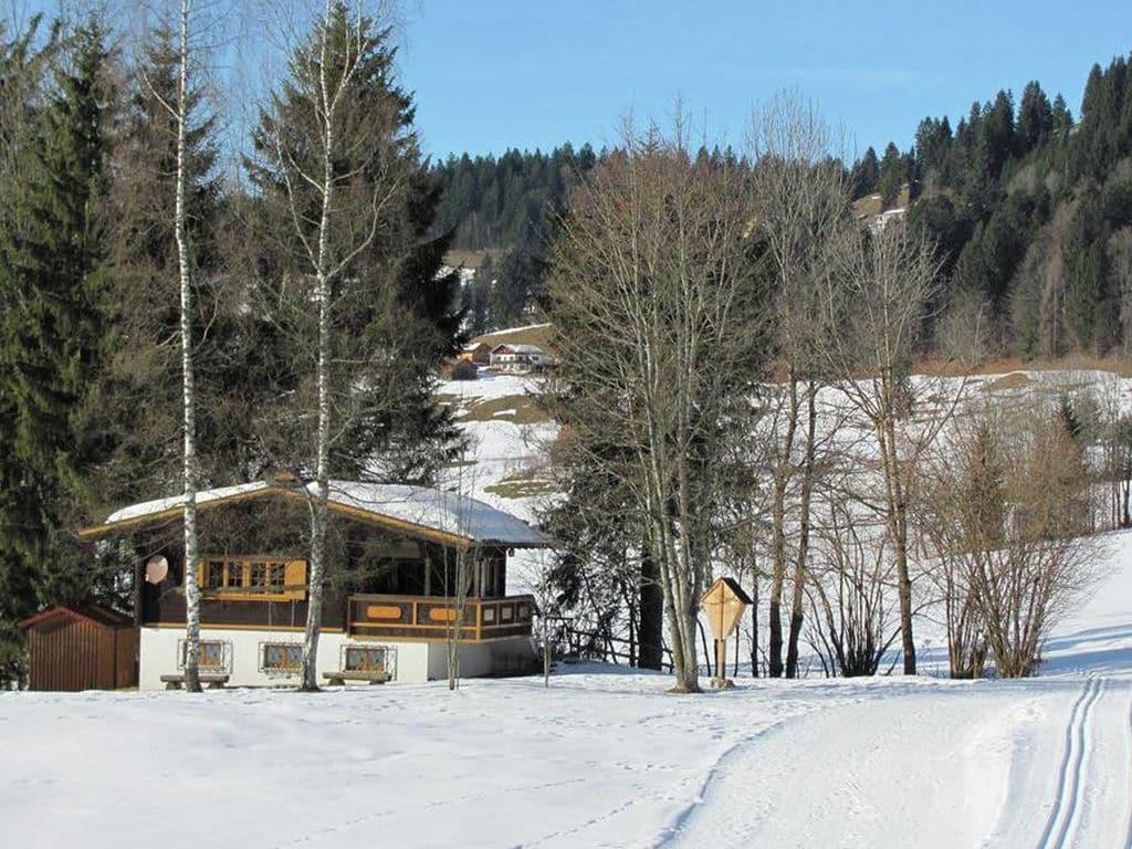 Ferienhaus Gemütliches Ferienhaus in Sibratsgfäll Nähe Skibus (254132), Hittisau, Bregenzerwald, Vorarlberg, Österreich, Bild 20