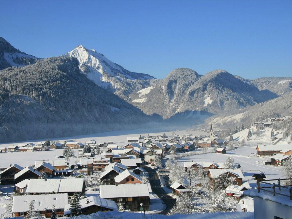 Ferienhaus Gemütliches Ferienhaus in Sibratsgfäll Nähe Skibus (254132), Hittisau, Bregenzerwald, Vorarlberg, Österreich, Bild 22