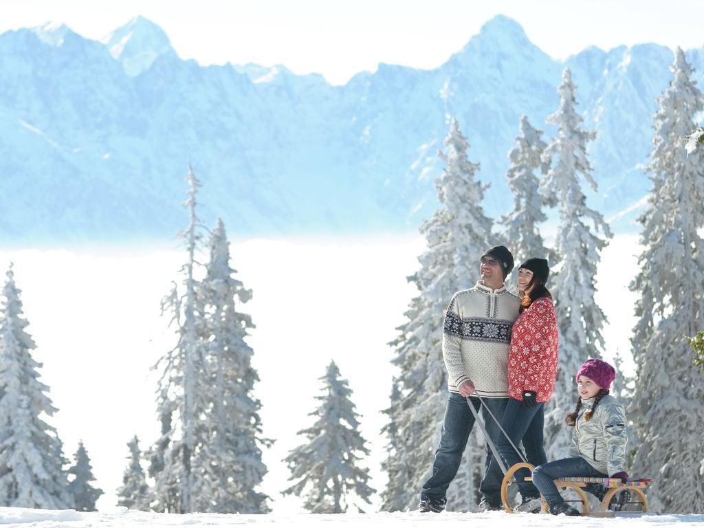 Ferienwohnung Geräumiges Apartment in der Nähe des Skigebiets in Liebetig (254179), Feldkirchen in Kärnten, Feldkirchen, Kärnten, Österreich, Bild 28