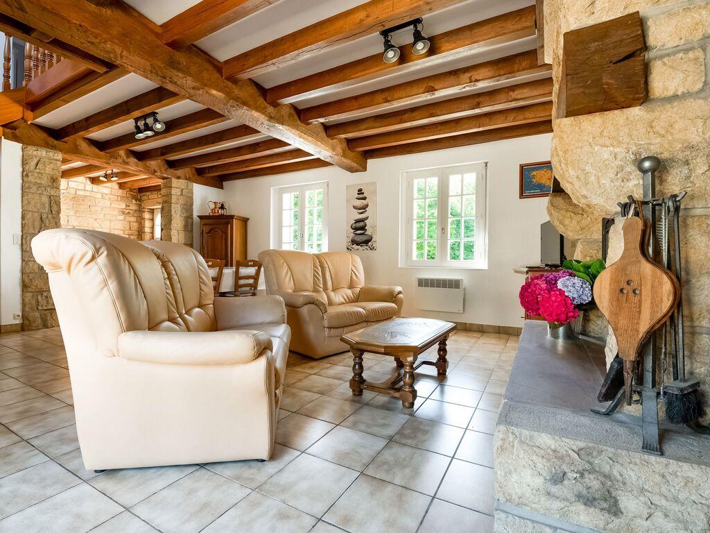 Ferienhaus Gemütliches Ferienhaus in Logonna-Daoulas in Meernähe (262916), Dirinon, Atlantikküste Finistère, Bretagne, Frankreich, Bild 2