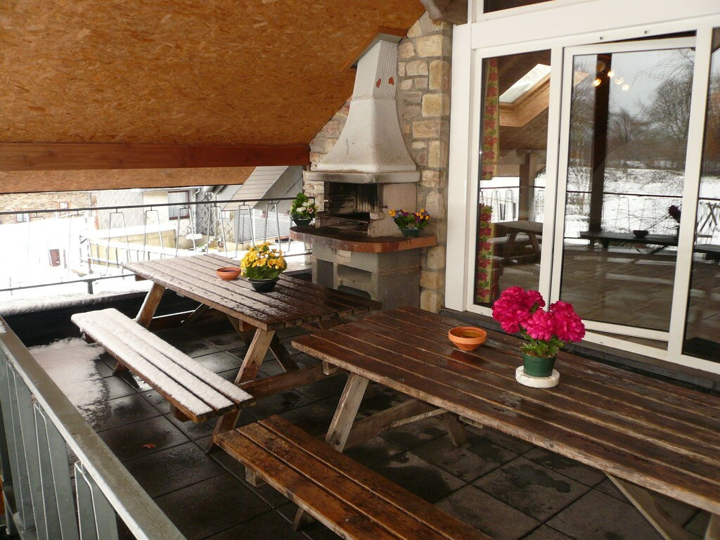Ferienhaus Idyllisches Cottage in Walk mit Whirlpool (254308), Waimes, Lüttich, Wallonien, Belgien, Bild 19