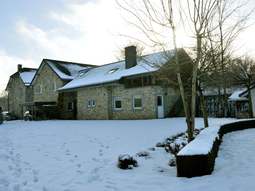 Ferienhaus Idyllisches Cottage in Walk mit Whirlpool (254308), Waimes, Lüttich, Wallonien, Belgien, Bild 30