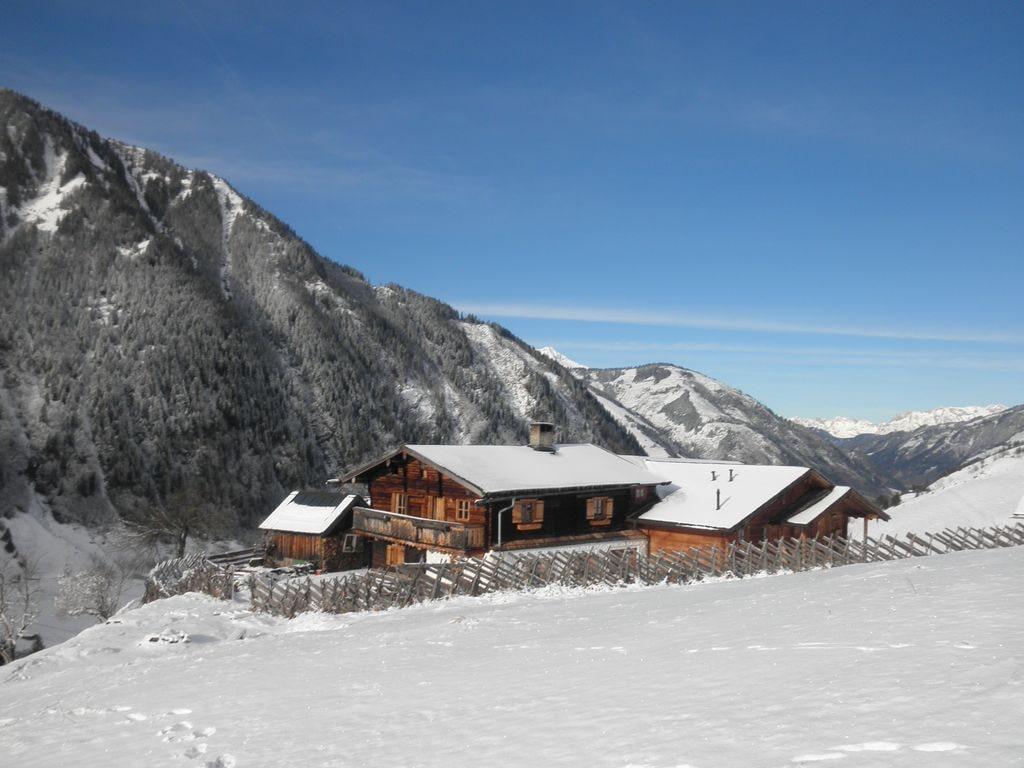 Ferienhaus Ehemaliger Bauernhof mit herrlicher Aussicht übers Tal (253622), Rauris, Pinzgau, Salzburg, Österreich, Bild 23