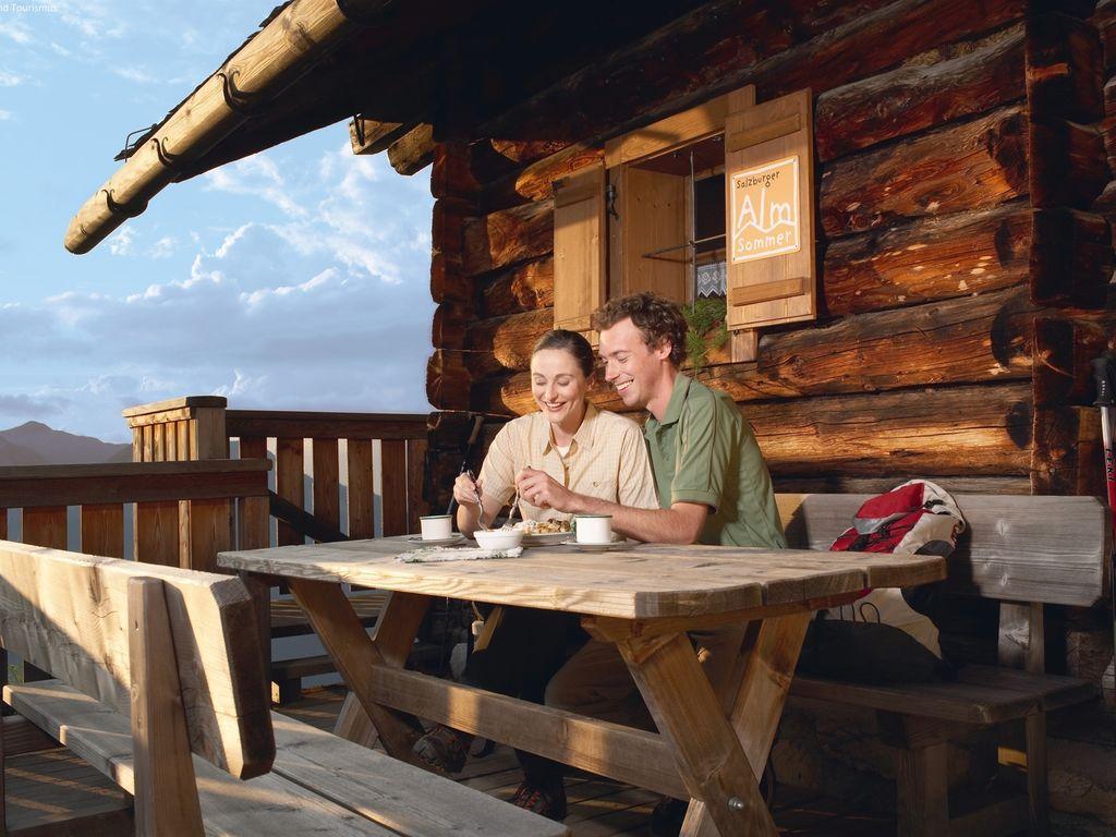 Ferienhaus Ehemaliger Bauernhof mit herrlicher Aussicht übers Tal (253622), Rauris, Pinzgau, Salzburg, Österreich, Bild 22