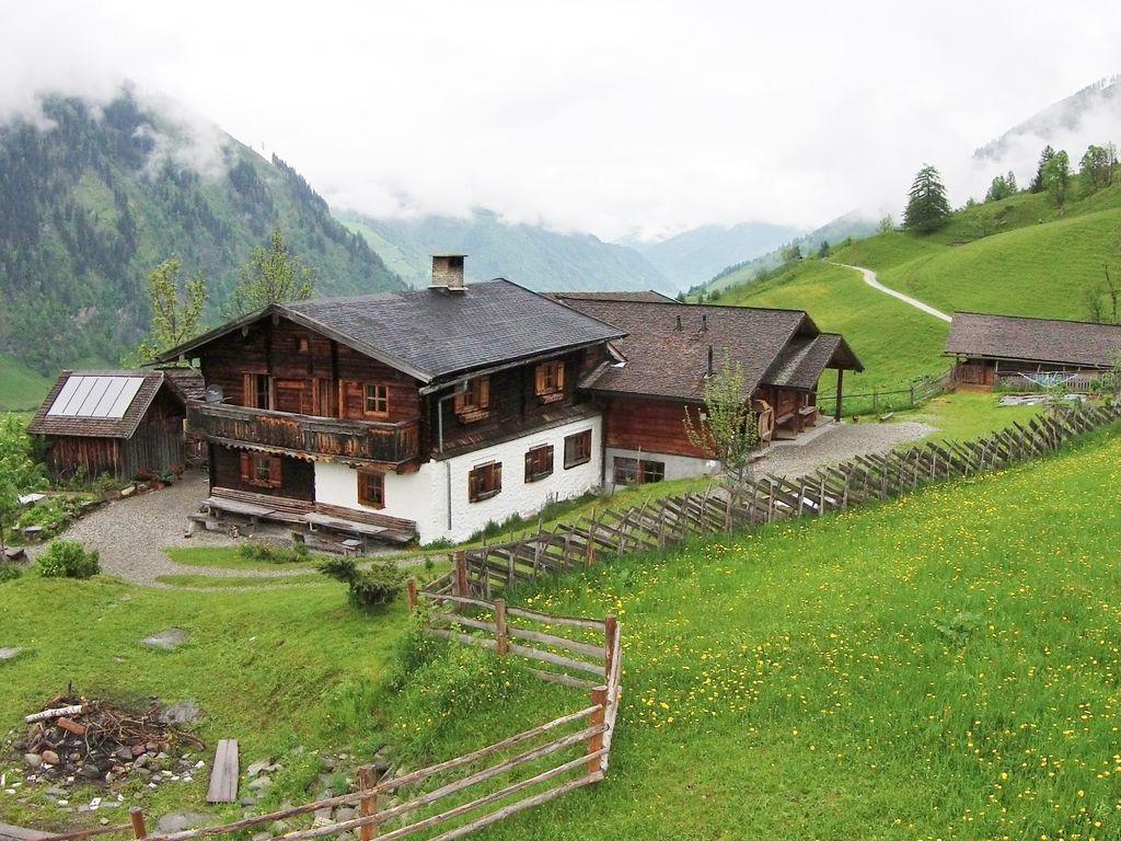 Ferienhaus Ehemaliger Bauernhof mit herrlicher Aussicht übers Tal (253622), Rauris, Pinzgau, Salzburg, Österreich, Bild 2