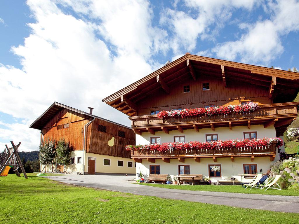 Holiday apartment Geräumige Hütte in der Nähe des Skigebiets in Wagrain (253598), Wagrain, Pongau, Salzburg, Austria, picture 1