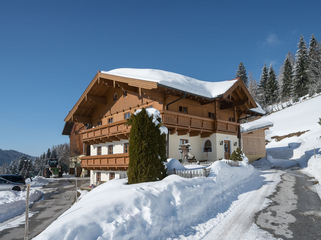 Ferienwohnung Geräumige Hütte in der Nähe des Skigebiets in Wagrain (253598), Wagrain, Pongau, Salzburg, Österreich, Bild 3
