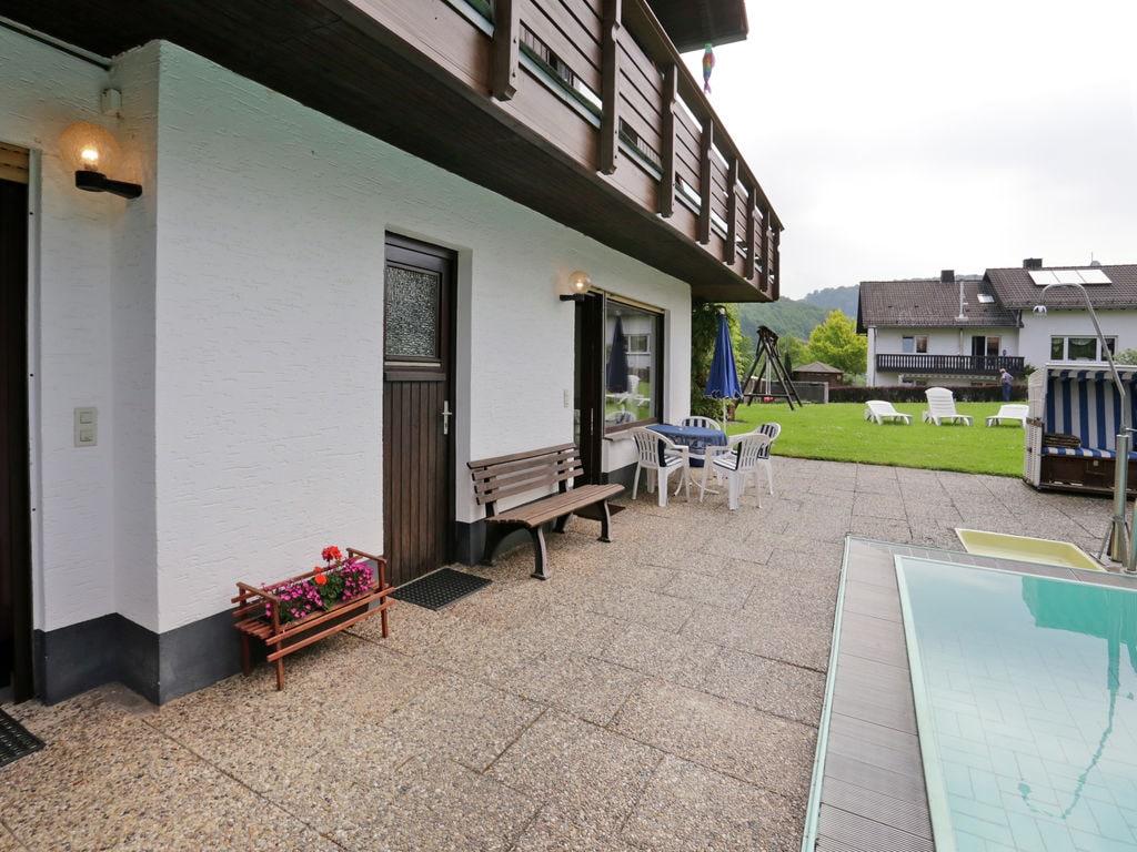 Ferienwohnung Geräumiges Appartement im Armsfeld (Hessen) mit Sauna (254975), Bad Wildungen, Waldecker Land, Hessen, Deutschland, Bild 8