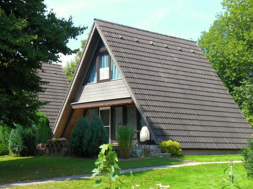 Ferienhaus Feriendorf Waldbrunn 1 (255330), Waldbrunn, Odenwald (Baden-Württemberg), Baden-Württemberg, Deutschland, Bild 2