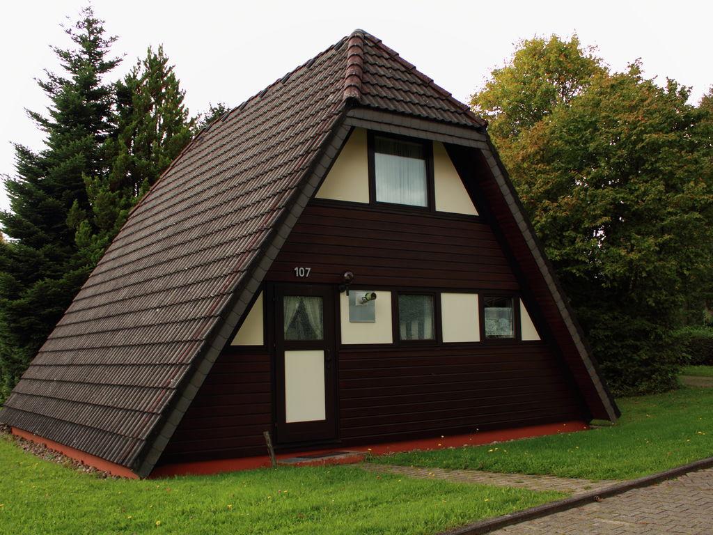 Ferienhaus Feriendorf Waldbrunn 1 (255330), Waldbrunn, Odenwald (Baden-Württemberg), Baden-Württemberg, Deutschland, Bild 4