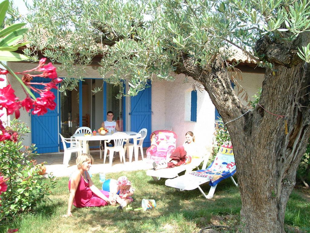 Ferienhaus Gepflegter Bungalow mit Kombi-Mikrowelle, Strand in 5 km. (256265), Fréjus, Côte d'Azur, Provence - Alpen - Côte d'Azur, Frankreich, Bild 2