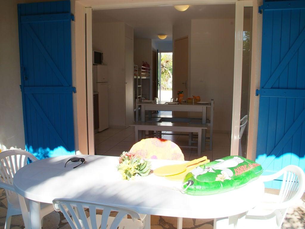 Ferienhaus Gepflegter Bungalow mit Kombi-Mikrowelle, Strand in 5 km. (256265), Fréjus, Côte d'Azur, Provence - Alpen - Côte d'Azur, Frankreich, Bild 8