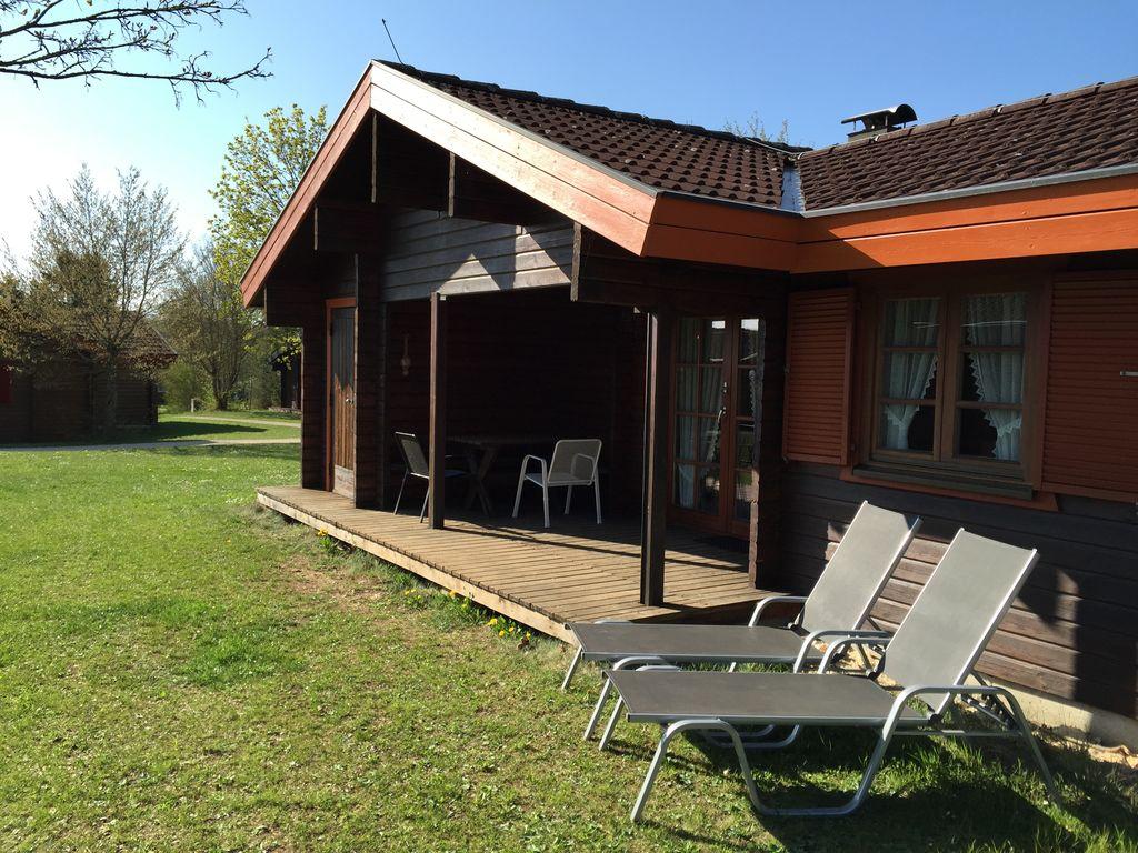 Ferienhaus Gemütlicher Holz-Bungalow mit Ofen im Naturschutzgebiet (255342), Hayingen, Schwäbische Alb, Baden-Württemberg, Deutschland, Bild 21