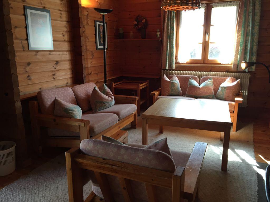 Ferienhaus Gemütlicher Holz-Bungalow mit Ofen im Naturschutzgebiet (255342), Hayingen, Schwäbische Alb, Baden-Württemberg, Deutschland, Bild 9