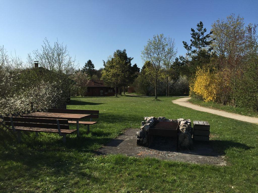 Ferienhaus Gemütlicher Holz-Bungalow mit Ofen im Naturschutzgebiet (255342), Hayingen, Schwäbische Alb, Baden-Württemberg, Deutschland, Bild 22