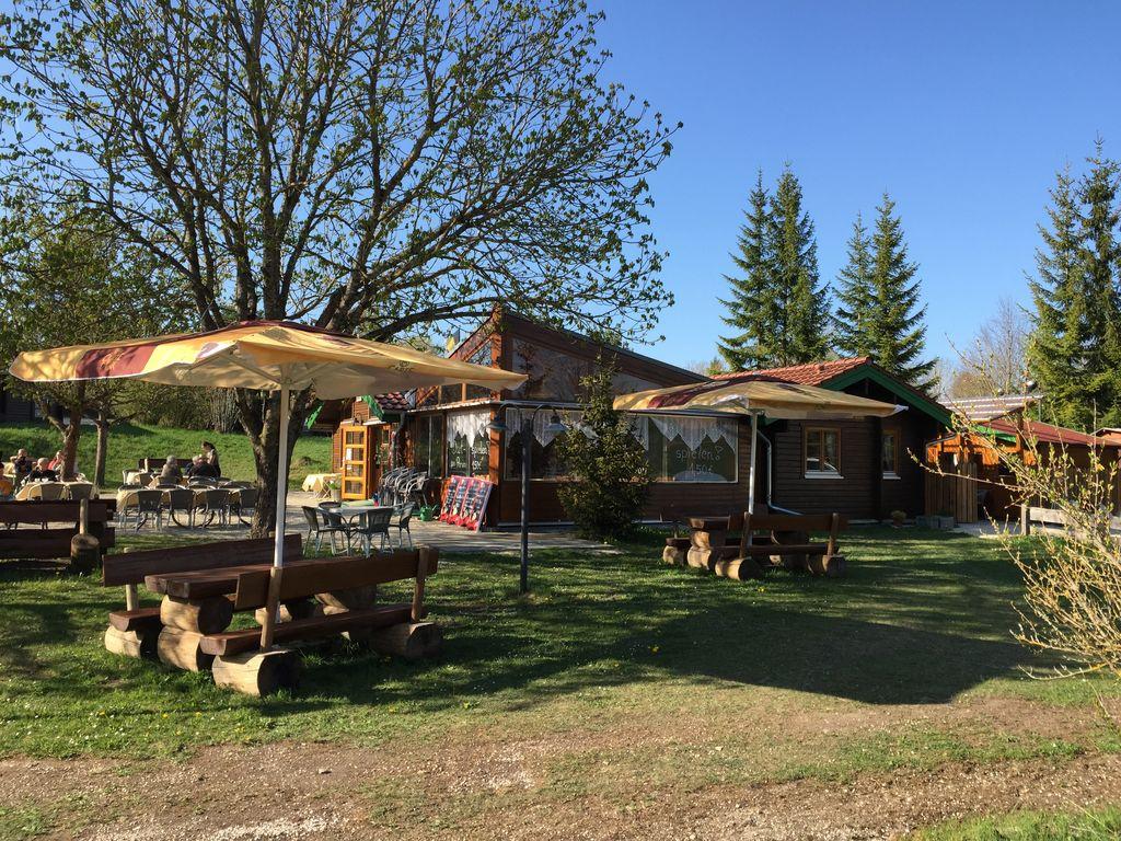 Ferienhaus Gemütlicher Holz-Bungalow mit Ofen im Naturschutzgebiet (255342), Hayingen, Schwäbische Alb, Baden-Württemberg, Deutschland, Bild 33