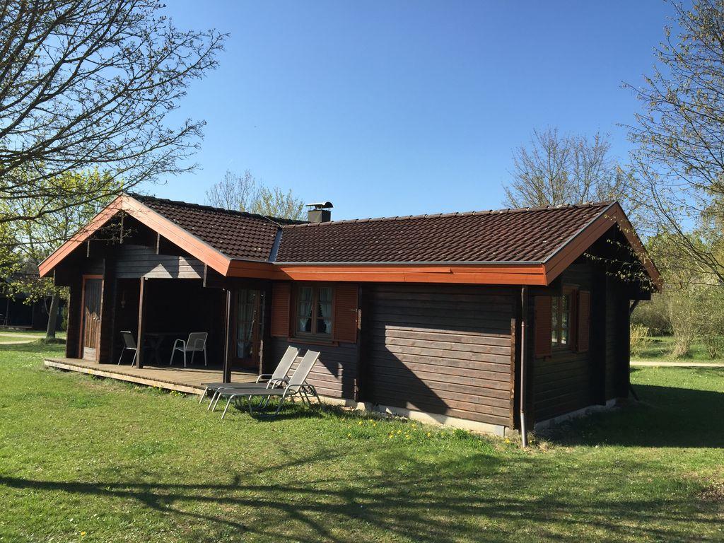 Ferienhaus Gemütlicher Holz-Bungalow mit Ofen im Naturschutzgebiet (255342), Hayingen, Schwäbische Alb, Baden-Württemberg, Deutschland, Bild 5