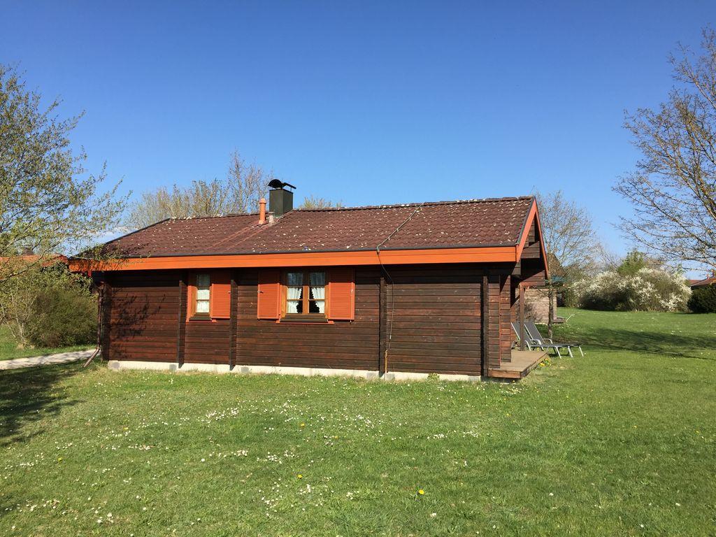 Ferienhaus Gemütlicher Holz-Bungalow mit Ofen im Naturschutzgebiet (255342), Hayingen, Schwäbische Alb, Baden-Württemberg, Deutschland, Bild 3