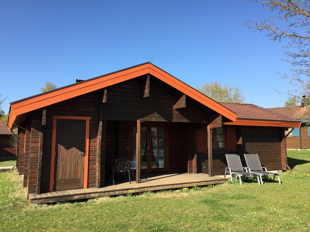 Ferienhaus Gemütlicher Holz-Bungalow mit Ofen im Naturschutzgebiet (255342), Hayingen, Schwäbische Alb, Baden-Württemberg, Deutschland, Bild 4