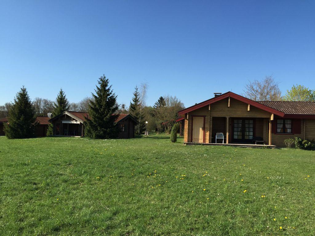 Ferienhaus Gemütlicher Holz-Bungalow mit Ofen im Naturschutzgebiet (255342), Hayingen, Schwäbische Alb, Baden-Württemberg, Deutschland, Bild 36