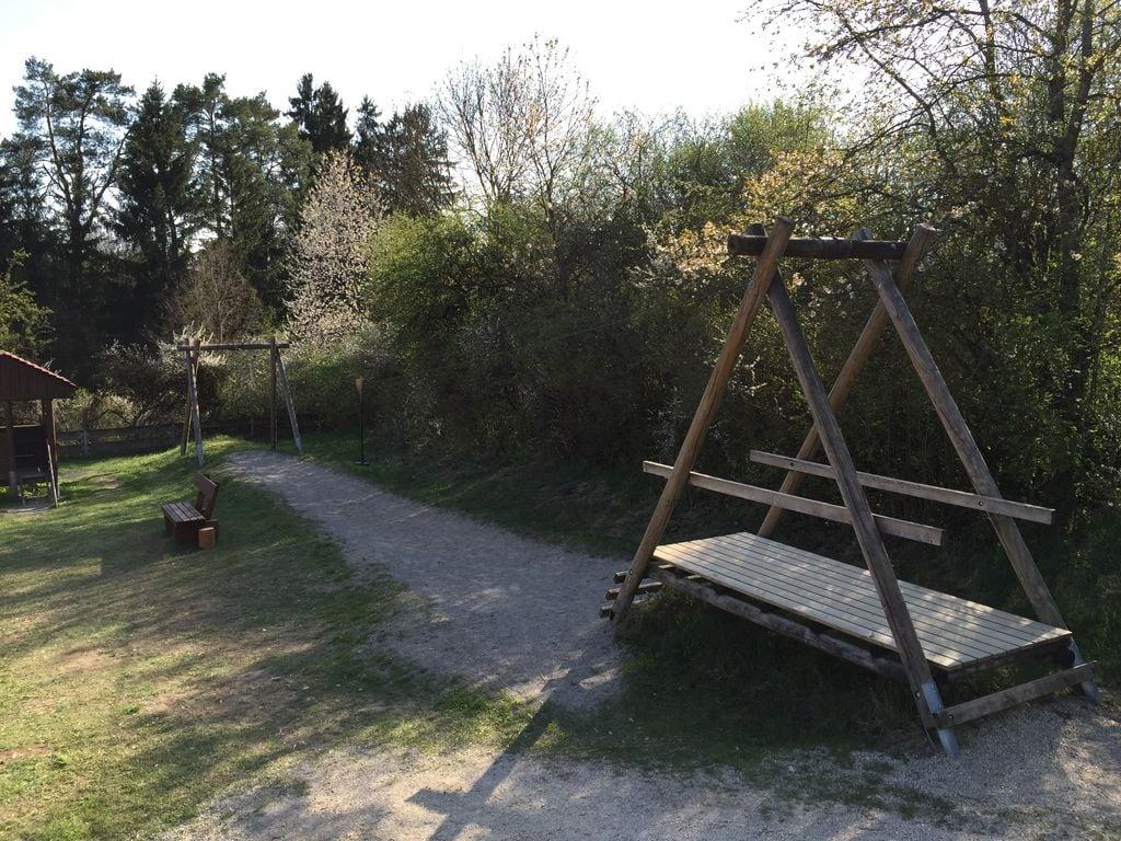 Ferienhaus Gemütlicher Holz-Bungalow mit Ofen im Naturschutzgebiet (255342), Hayingen, Schwäbische Alb, Baden-Württemberg, Deutschland, Bild 30