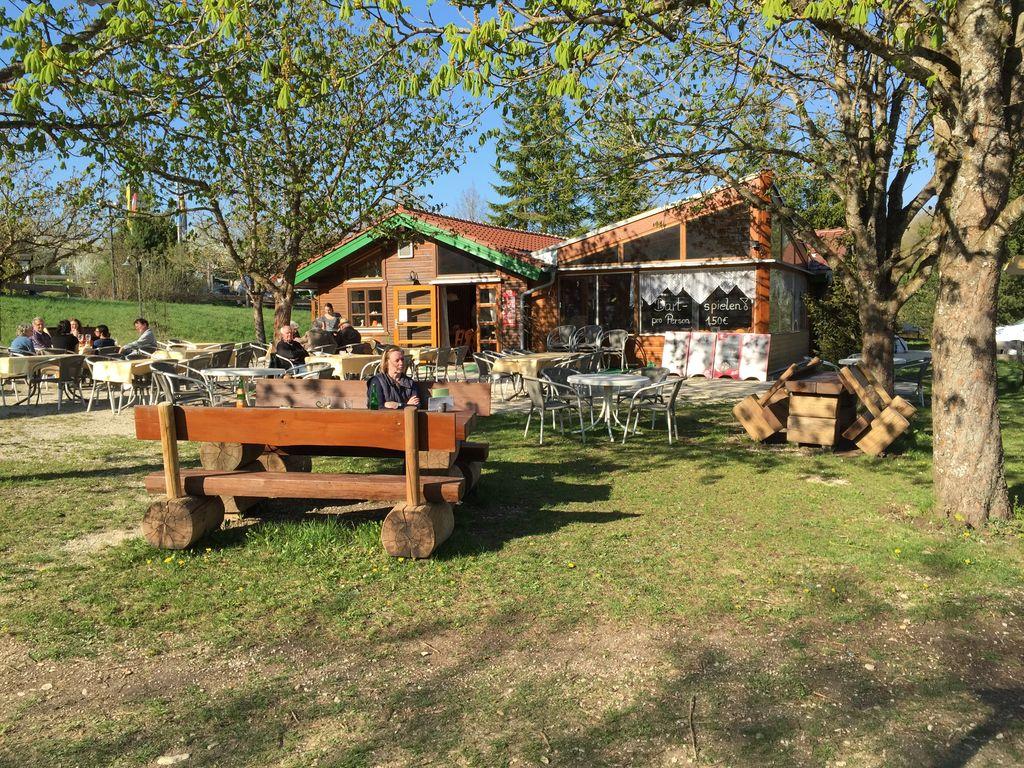 Ferienhaus Gemütlicher Holz-Bungalow mit Ofen im Naturschutzgebiet (255342), Hayingen, Schwäbische Alb, Baden-Württemberg, Deutschland, Bild 40