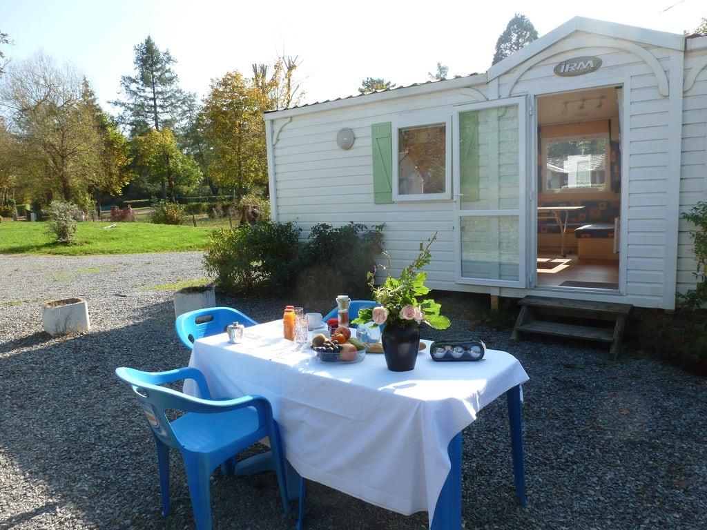 Ferienhaus Camping les Bains 1 (256125), Saint Honoré les Bains, Nièvre, Burgund, Frankreich, Bild 15