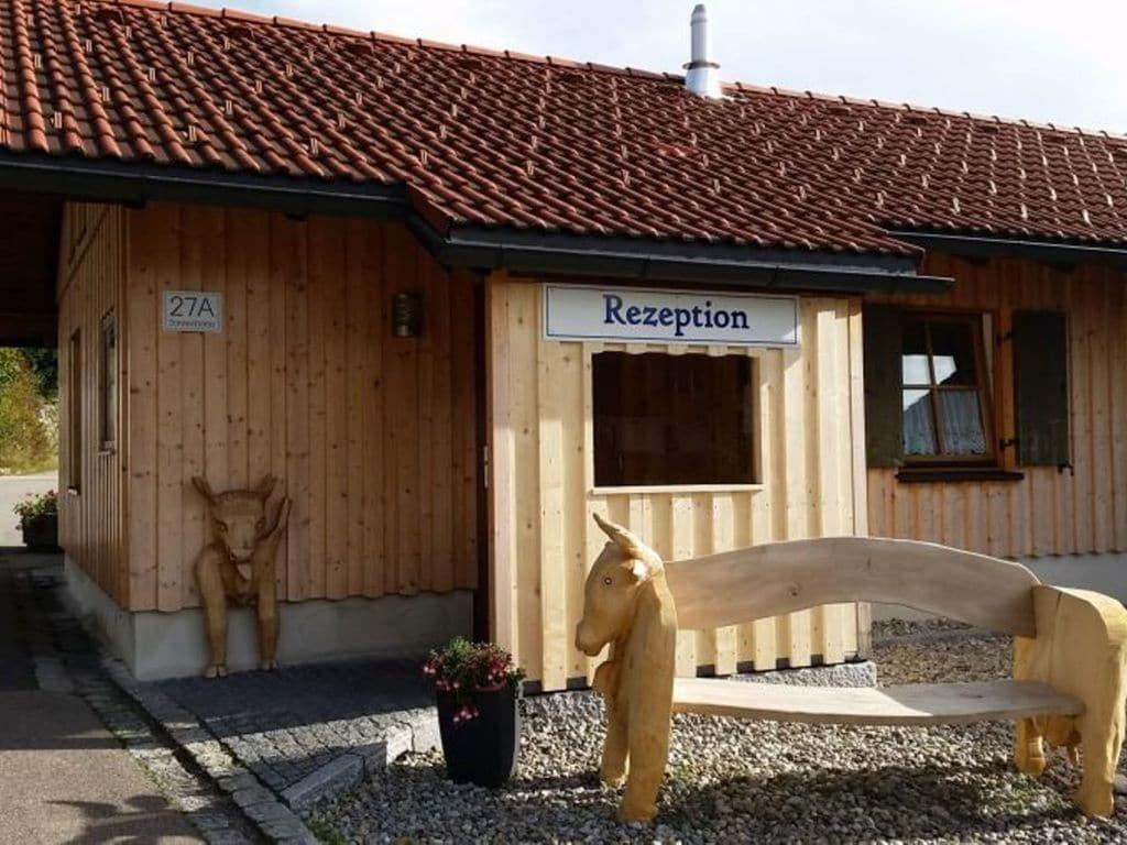 Ferienwohnung Gemütliches Ferienhaus mit Ofen, nur 18 km von Oberstaufen (255452), Missen-Wilhams, Allgäu (Bayern), Bayern, Deutschland, Bild 3