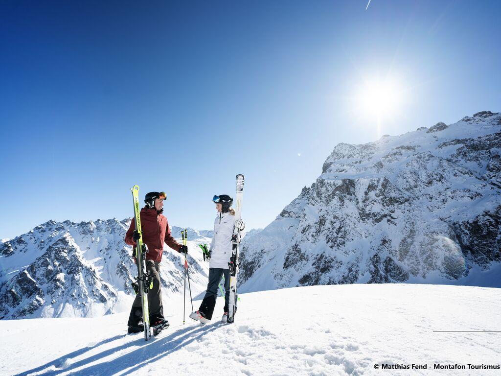 Ferienwohnung Großräumige Ferienwohnung in Tschagguns mit Bergblick (254046), Tschagguns, Montafon, Vorarlberg, Österreich, Bild 29
