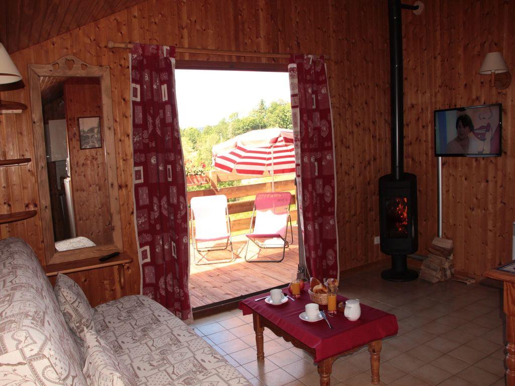 Maison de vacances Les Chalets des Ayes 10 (59132), Le Thillot, Vosges, Lorraine, France, image 7