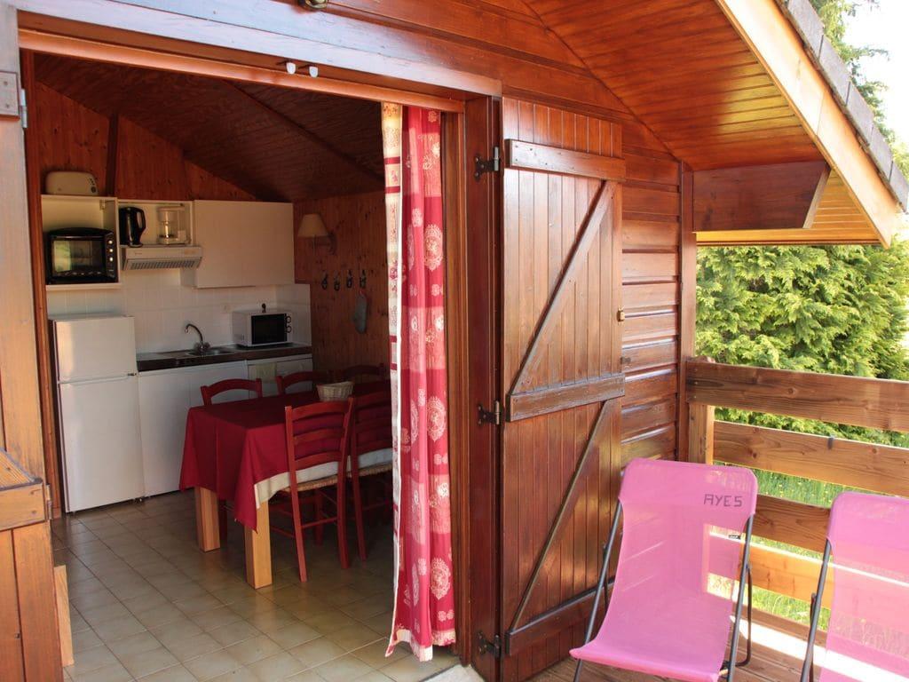 Maison de vacances Les Chalets des Ayes 10 (59132), Le Thillot, Vosges, Lorraine, France, image 10