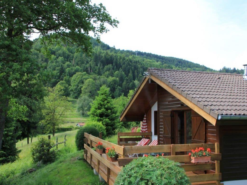 Maison de vacances Les Chalets des Ayes 10 (59132), Le Thillot, Vosges, Lorraine, France, image 2